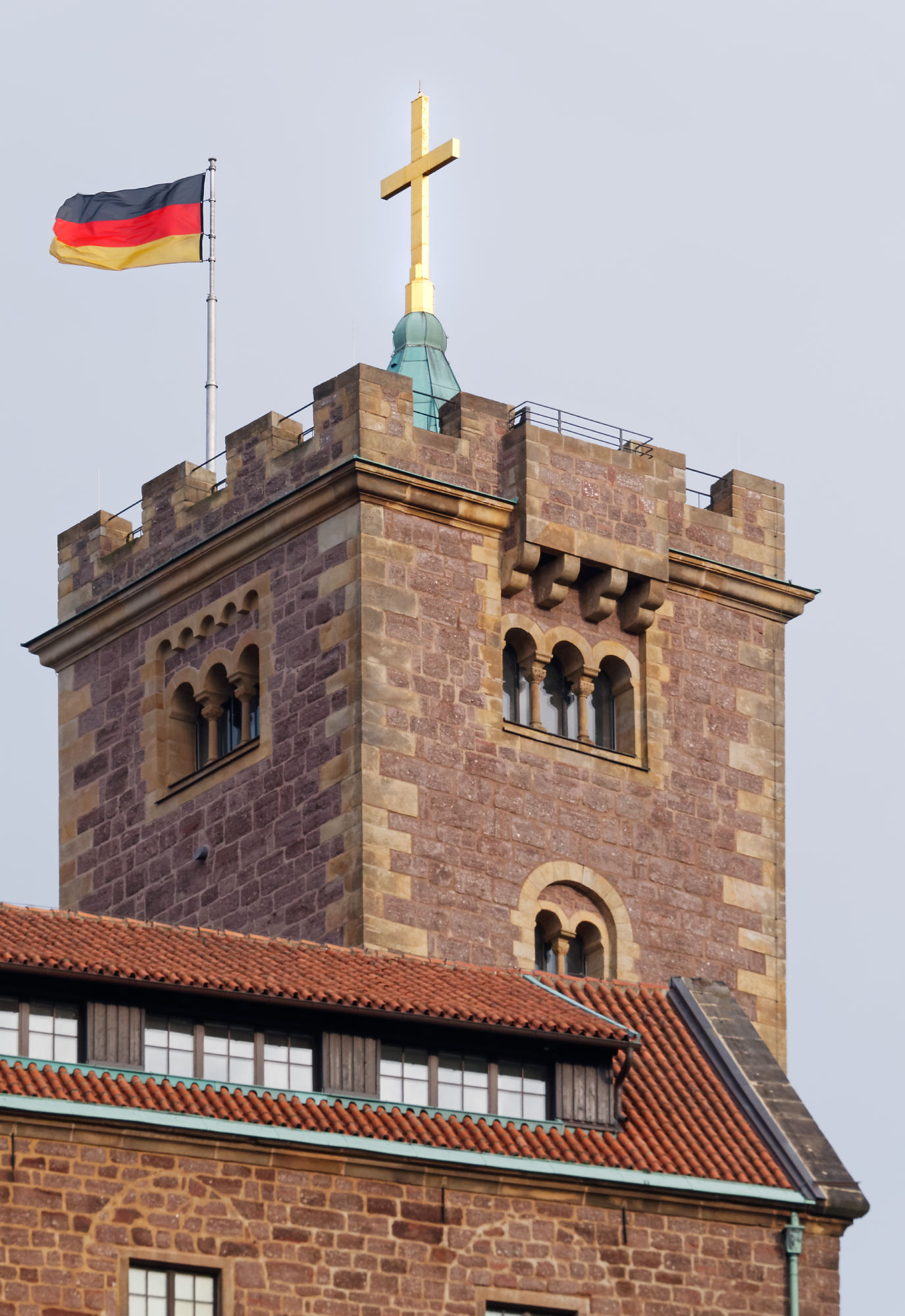 Wartburg: Bergfried
