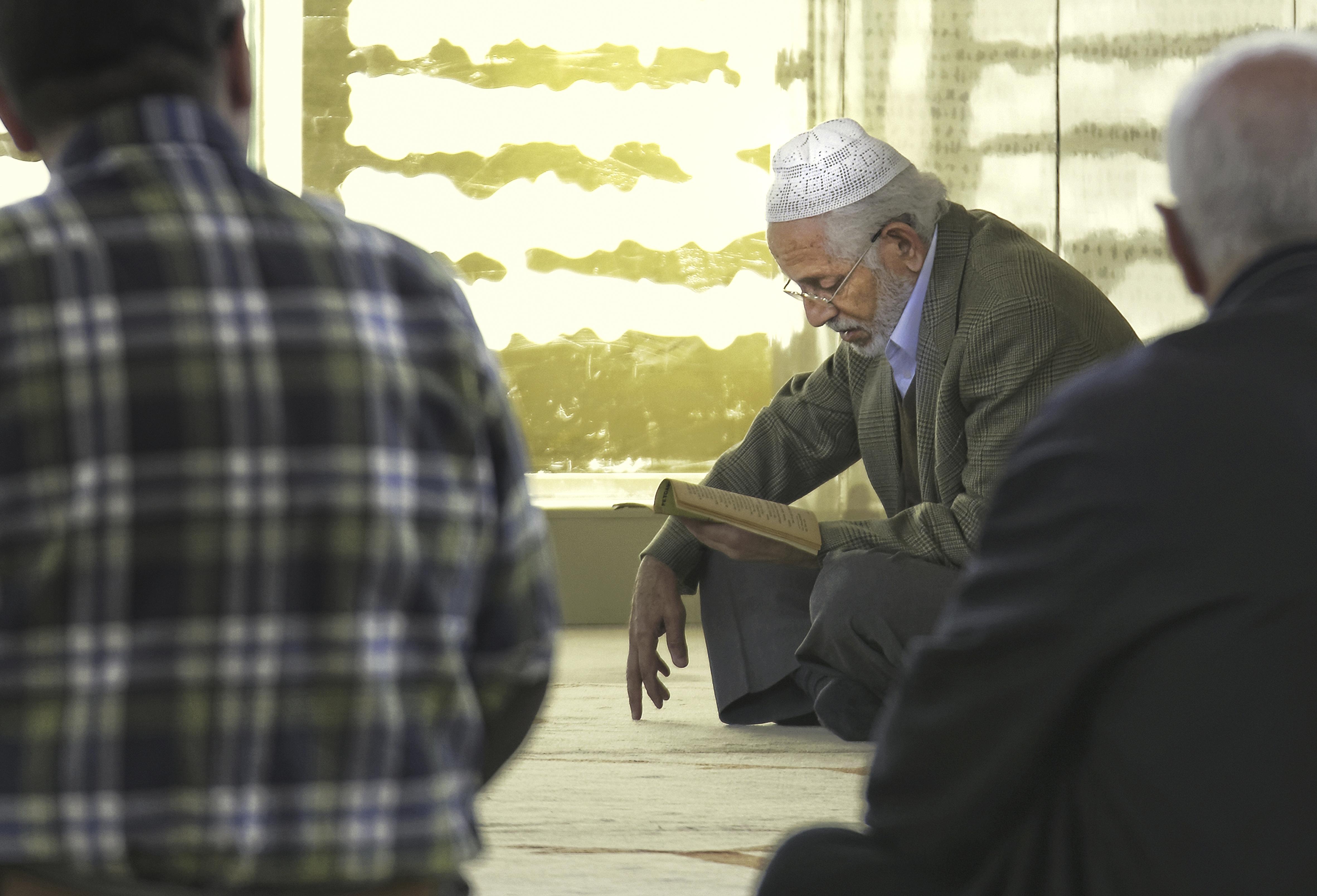 Sakirin-Moschee
