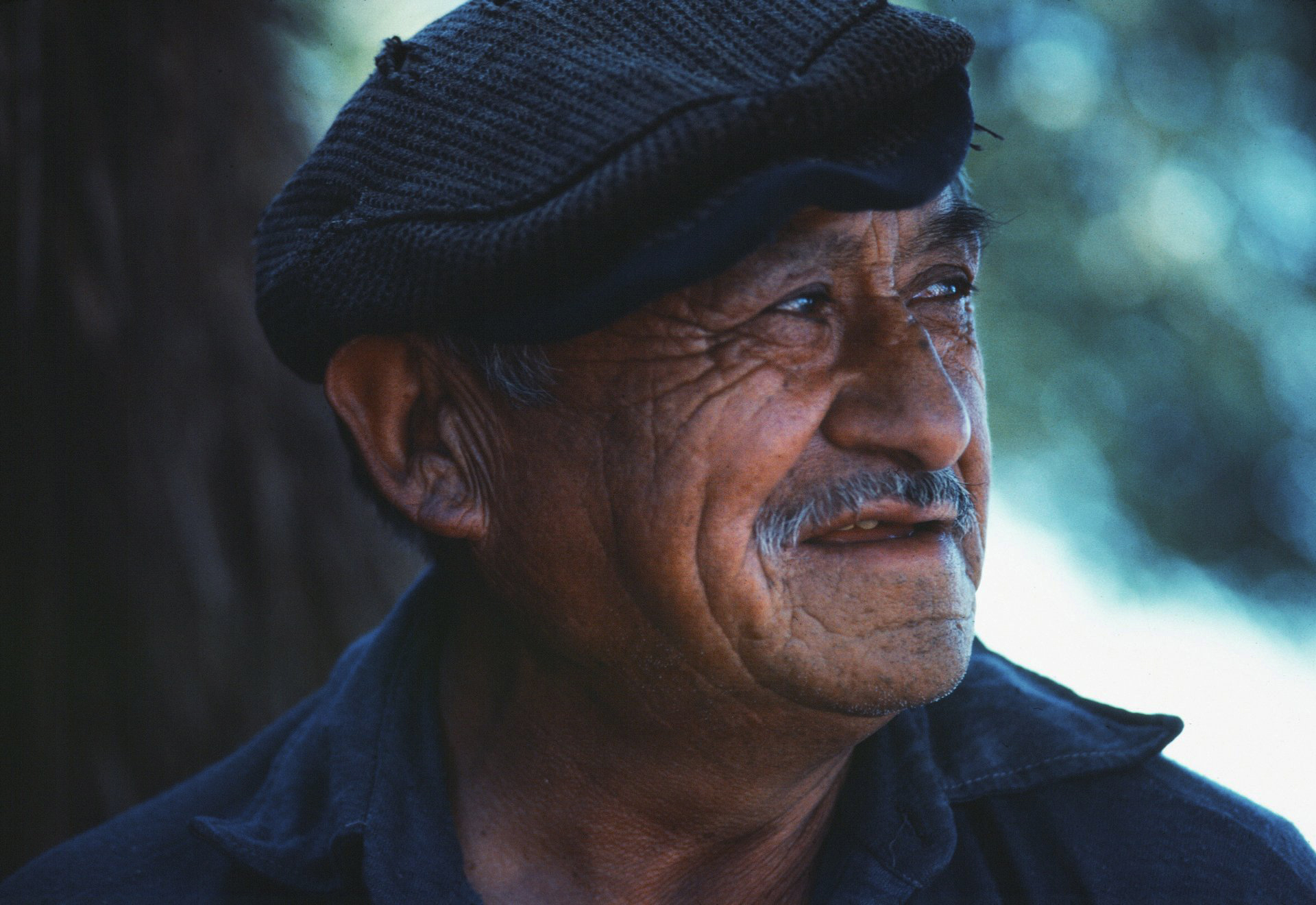 Chile: Mapuche Indianer bei Nueva Imperial